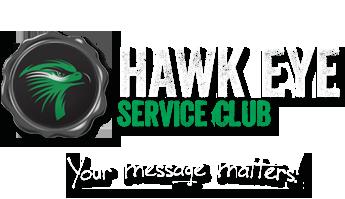 HawkEye Service Club